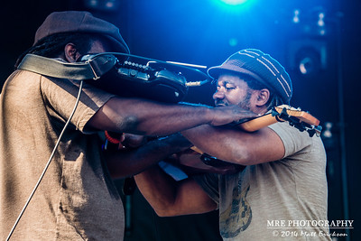 Summer Camp Music Festival 2014 - Victor Wooten