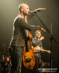 Yonder Mountain String Band - Orpheum Theater 2/14/14
