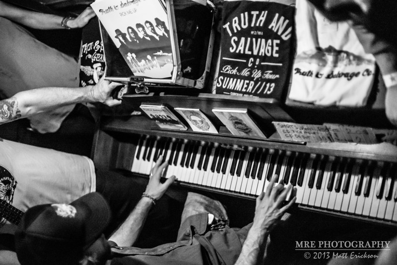 Truth & Salvage Company - Rozz Tox 9/27/13