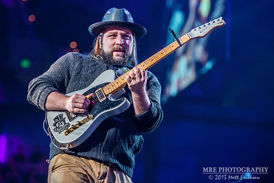 Zac Brown Band - iWireless Center 12/16/13