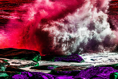 Red Sea Storm