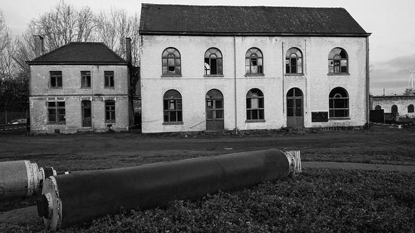 Urbex Papierfabriek