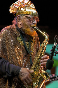 Marshall Allen 2007  www.elrarecords.com
