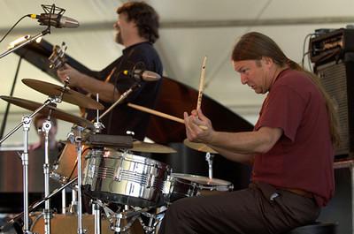Chris / Dan Brubeck 2007  www.brubeckbrothers.com