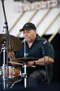 Jimmy Cobb 2008  www.jimmycobb.net www.myspace.com/theofficialjimmycobb www.drummerworld.com/drummers/Jimmy_Cobb.html