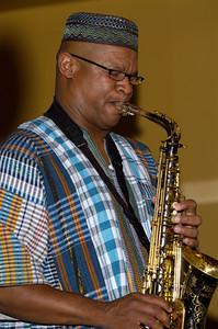 """Ernest """"Khabeer"""" Dawkins, June 2007   http://aacmchicago.org/ernest-khabeer-dawkins"""