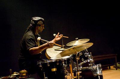 Hamid Drake 2010  www.drummerworld.com/drummers/Hamid_Drake.html