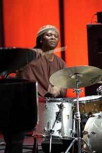 Hamid Drake 2007  www.drummerworld.com/drummers/Hamid_Drake.html