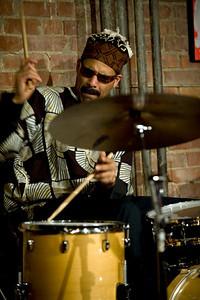 Kahil El'Zabar 2010  www.kahilelzabar.net
