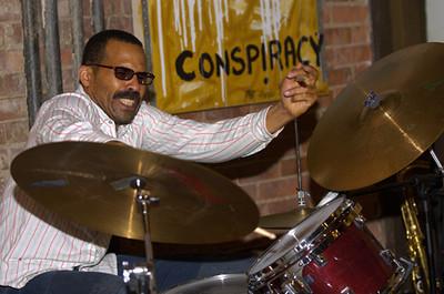 Kahil El'Zabar 2007  www.kahilelzabar.net