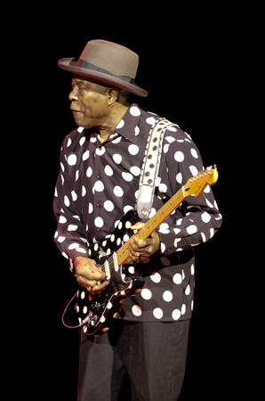 Buddy Guy 2007  www.buddyguy.net