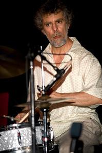 Lou Grassi 2008  www.lougrassi.com www.drummerworld.com/drummers/Lou_Grassi.html