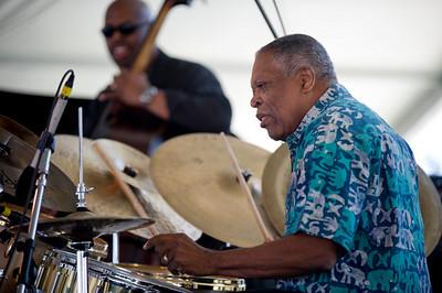 Billy Hart  2009   http://billyhartmusic.com/ www.drummerworld.com/drummers/Billy_Hart.html