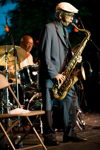 "Albert ""Tootie"" Heath / Jimmy Heath 2009  www.jimmyheath.com"