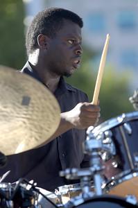 Greg Hutchinson 2007  www.myspace.com/greghutchinson www.drummerworld.com/drummers/Greg_Hutchinson.html