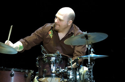 David King 2007  www.myspace.com/badplus