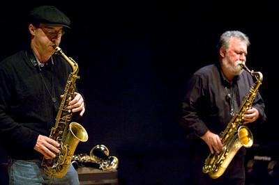 Ned Rothenberg / Evan Parker   2009