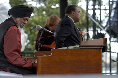 Dr. Lonnie Smith / Randy Johnston /  Lou Donaldson    2006