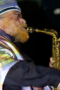 The Sun Ra Arkestra under the Direction of Marshall Allen  2005  www.elrarecords.com/1-index.html