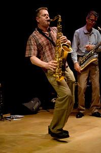 Ken Vandermark  /  Ab Baars   April 2009