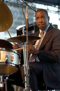 Kenny Washington  2007  www.drummerworld.com/drummers/Kenny_Washington.html