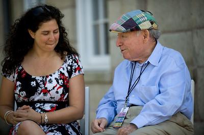 Anat Cohen / George Wein  2009