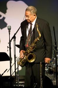 Frank Wess  2008