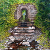 """Trestle Bridge- Big Brook""<br /> watercolour"