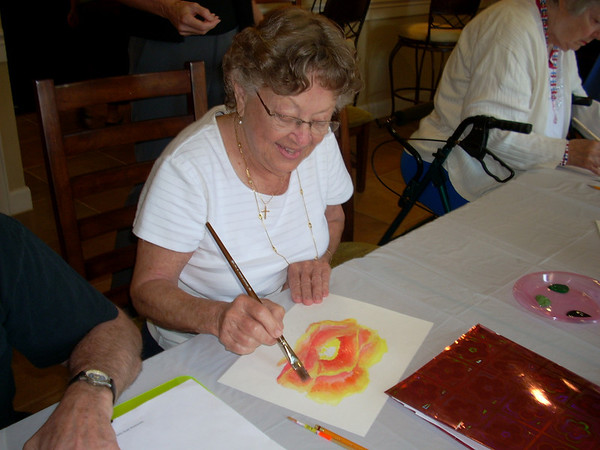 Programs for independent seniors, seniors in assisted living