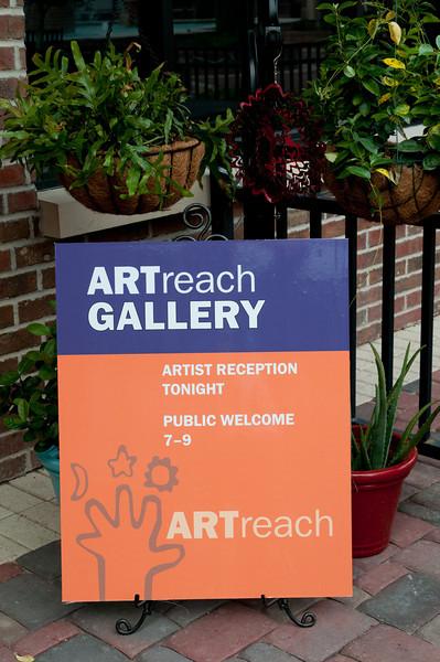 ARTreach Gallery Night September 2010