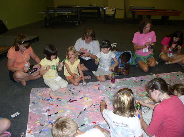 Do it Yourself Camp at Cornerstone