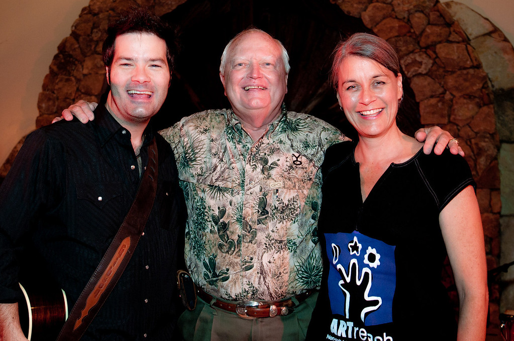 Jon Christopher Davis, Mayor Don Elder, Terri Bieber