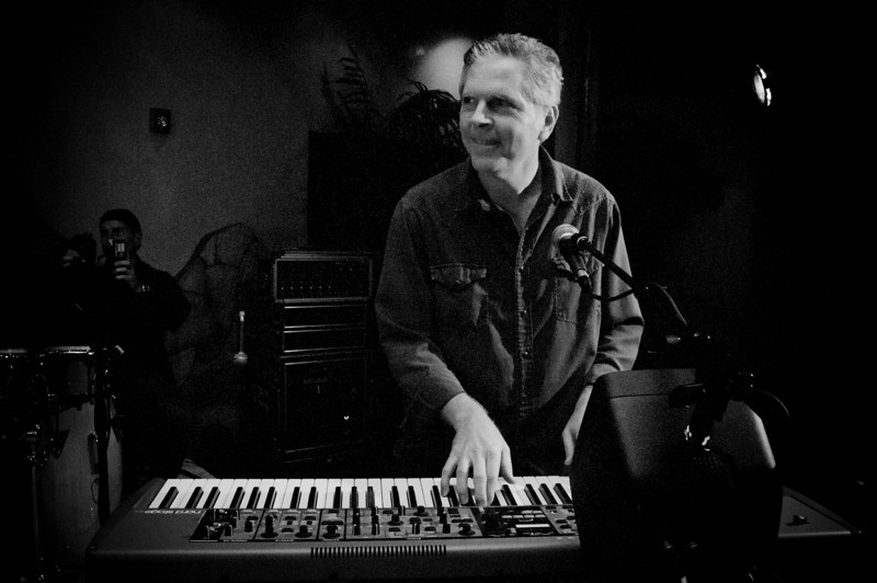 Lee Rotholz on keyboards