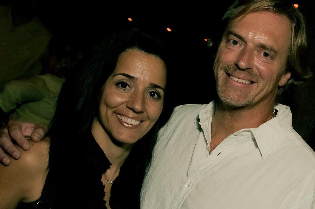 Fatima and Brett Donaldson of Katy