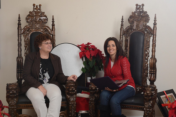 Holiday TMP (photos with Santa & Mrs. Claus) at Villagio Town Center