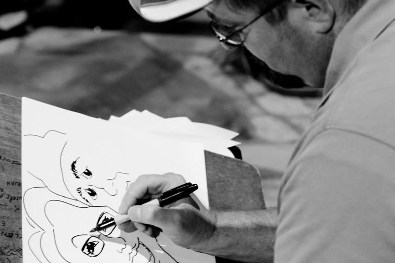 Dan Egger-Belandra, Sonido Sol & Bayou City Artists