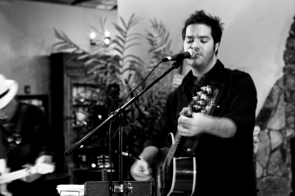 Texas Music Project - Jon Christopher Davis <br /> & Lone Star Attitude