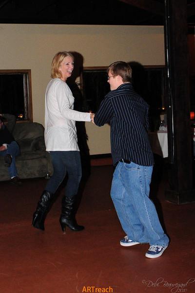 Nolan takes Christine for a spin