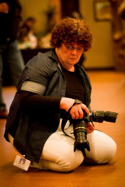 Debi Beauregard, photographer