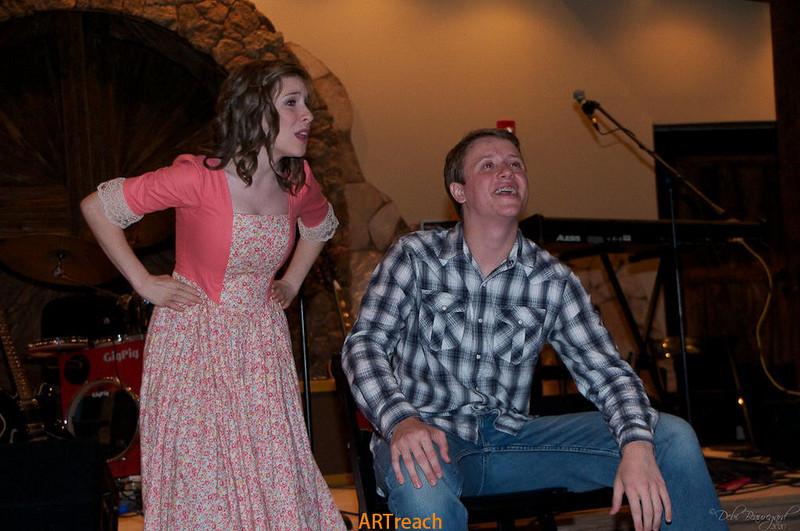 KVPAC performers present a sneak peek of OKLAHOMA!