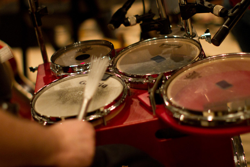 ARTreach TMP - Moe Hansum Band performing