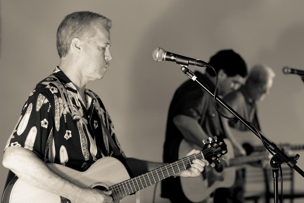 Texas Music Project - April 2011 Ice House Boys