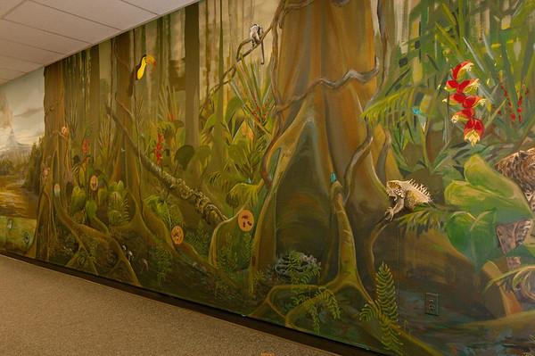 ARTreach SMART Mural @ McRoberts & Schmalz Elementary Schools