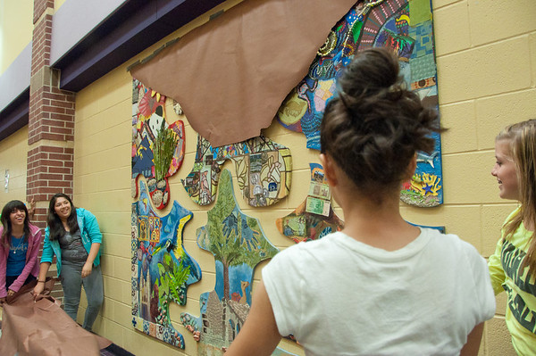 ARTreach at Morton Ranch Junior High