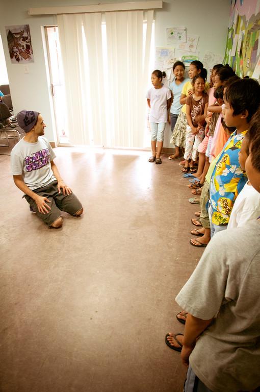 Burmese Resettlement Children's Program
