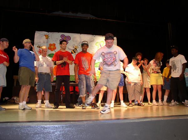 Brookwood- Hip Hop Dancing