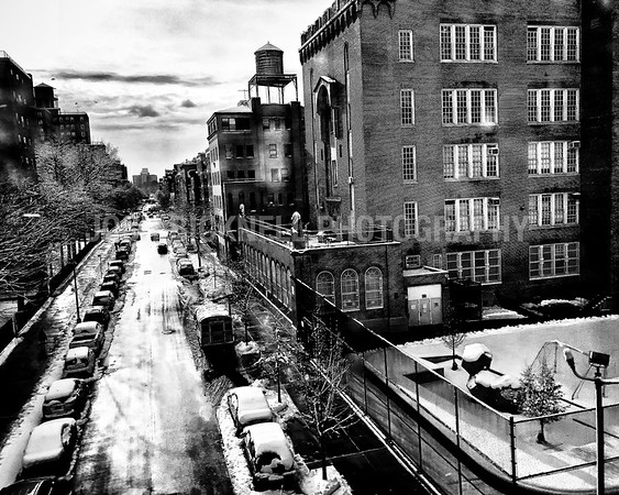 Snow in Harlem