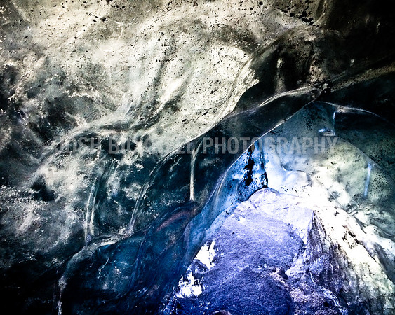 Inside the Black Glacier