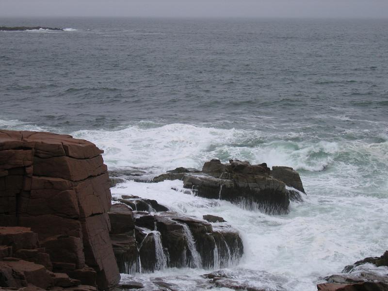 27 Ocean at Thunder Hole