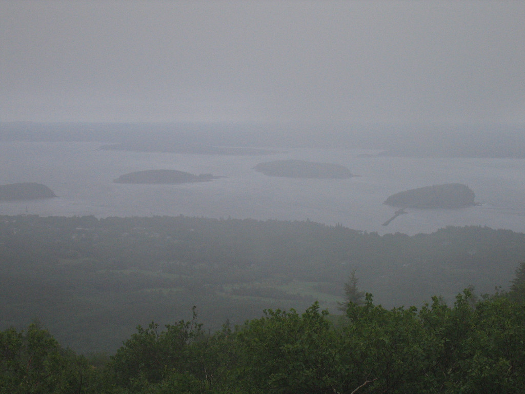 34 View from Misty Summit